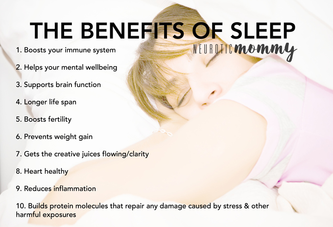 the-benefits-of-sleep