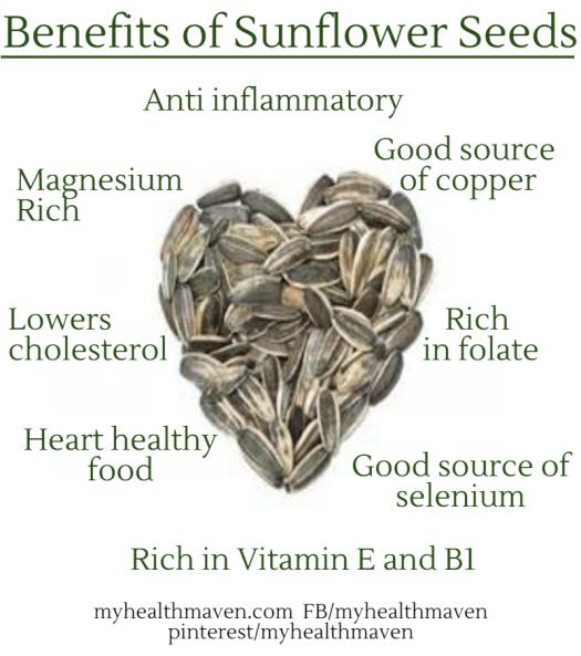 benefits-of-sunflower-seeds